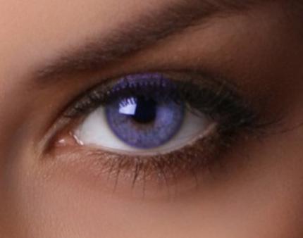 رنگ ایجاد شده با نمودار Blue