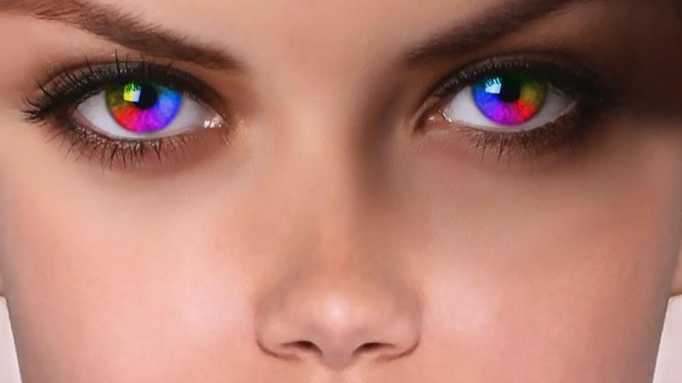 تغییر رنگ چشم ها در فتوشاپ